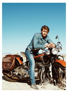 Gui Fedrizzi & Jacey Elthalion for Guess Fall/Winter 2013 Campaign