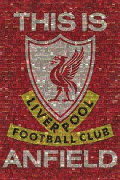 This Is Anfield Liverpool FC Maxi Poster | UK Store | Oneposter.com