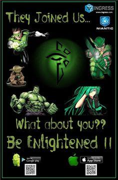 Enlightened Superheroes