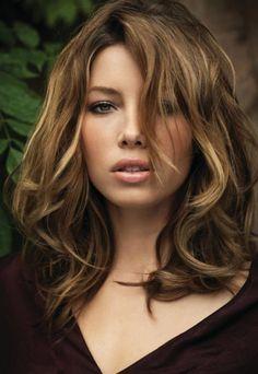 Jessica Biel ♥ love the hair