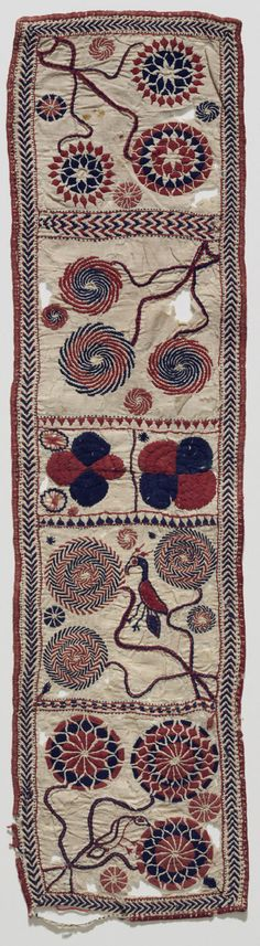 Kantha (Embroidered Quilt)  Artist/maker unknown, Bengali  Geography: Made in West Bengal, India, Asia or Bangladesh, Asia Made in Undivided...