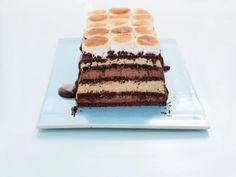Get S'mores Icebox Cake Recipe from Food Network