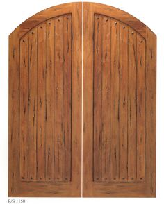 These are the doors that go into the Christmas Tree Room.