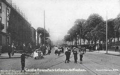Carlton Road, Sneinton, Nottingham c 1900s - 1910s