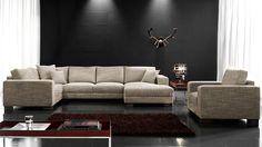 "Wohnlandschaft ""Livigno"" #Big sofa"