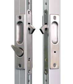 Keyed Pocket Door Locks - Cavity Locks from Lockwood | Door handles ...