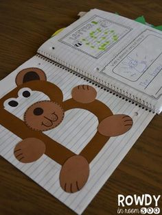 I love that each one is in a notebook!!  INTERACTIVE ALPHABET NOTEBOOK - TeachersPayTeachers.com