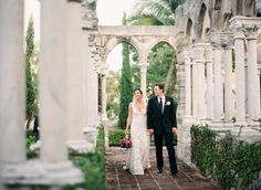 AMAZING venue Ceremony + Reception Location + Catering: The One and Only Ocean Club