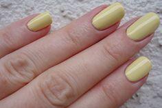 Kinda pretty for the summer.  Google Image Result for http://www.cosmeticsnailpolish.com/wp-content/uploads/2012/04/FLemonMeringue-nail-polish.jpg