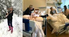 Jovem Com Cancro Terminal Partilha as Últimas Fotos De Sofrimento