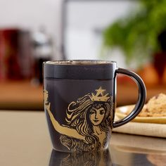 Starbucks® Anniversary Mug, 12 fl oz - I got this in Budapest, Hungary last month and love it! $9