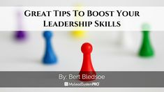 Where Will You Be In 2016? Will You Be Here Learning &Applying Leadership & Marketing? Boost Your Leadership Skills With These Great Tips Leadershi