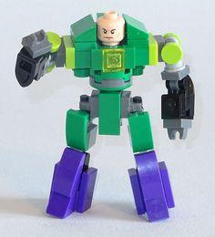 Lego Robot, Lego Dc, Dc Comics, Superman, Batman, Lego Furniture, Gundam Wallpapers, Amazing Lego Creations, Lego Mechs
