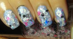 Jindie Nails Dancing With The Stars post by Colors Frenzy