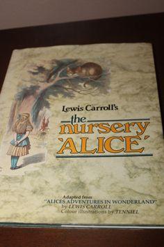 The Nursery Alice book