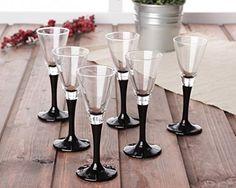Set of 6 Tall Black Stem Liqueur Sherry Shot Glasses 50ml... https://www.amazon.co.uk/dp/B00LR2K5NC/ref=cm_sw_r_pi_awdb_x_vXUeAb38VV8NG