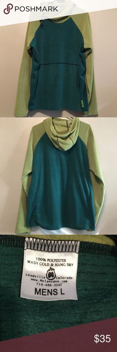 Melanzana hoodie NEW. Very soft material. Armpit to armpit is 24 inches. melanzana Shirts Sweatshirts & Hoodies