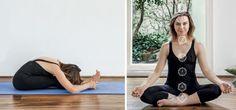 Yoga: ative os chacras em 20 minutos. As posturas foram publicadas na revista BONS FLUIDOS