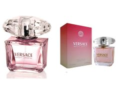 Versace Perfume Pink 2013 Collection just got the mini version! Versace Perfume, Pink Perfume, Perfume Bottles, Versace Bright Crystal, Cosmetic Procedures, Beauty Supply, Best Makeup Products, Fragrance, Sprays