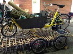 8-wheeled monster bike