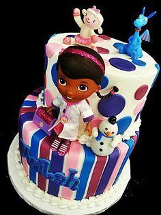 doc mcstuffins cakes - Google Search