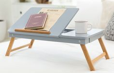 Folding Floor Table Desk Compact Size Wooden Low Tea Table Reading Book Stand in Home & Garden, Furniture, Tables | eBay