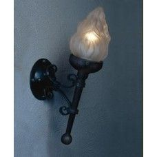 Mica Lamps LF212 Glass Flame $504