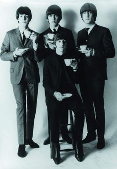 The Beatles and Tea
