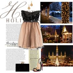 """Holidays."" by nisaninna on Polyvore"