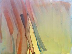 Legs | Allen Jones, Legs (1976)