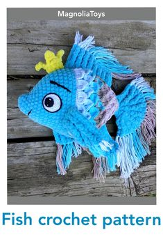 Our goal is to keep old friends, ex-classmates, neighbors and colleagues in touch. Crochet Fish, Crochet Motif, Crochet Patterns Amigurumi, Crochet Toys, Baby Fish, Jute Crafts, Handmade Toys, Handmade Ideas, Fishing Gifts