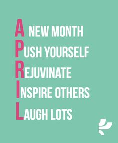 New month. Happy Quotes, Positive Quotes, Me Quotes, Motivational Quotes, Inspirational Quotes, April Fool Quotes, Mantra, New Month Wishes, New Month Quotes
