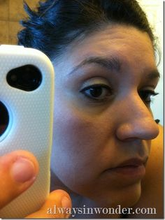 Morning beauty routine with Allegra's help! Beat allergy drab!