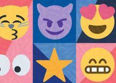 Resultado de imagen de emoticonos Ice Tray, Smileys, Crafts For Kids