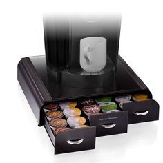 Mind Reader 'Anchor' Triple Drawer single serve coffee pod holder -- See this great product.