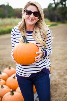 What to wear to the pumpkin patch.