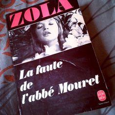 @MissAlfie1 : La faute de l'abbé Mouret d'Emile Zola