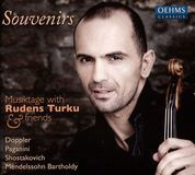 Souvenirs: Musiktage with Rudens Turku & Friends [CD]