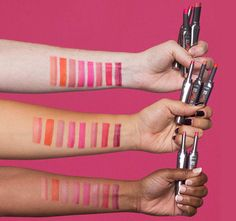 8-hour longwear lipstick available in eight shades