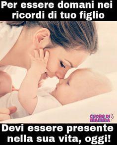 Cuore di Mamma | Le Migliori pagine FB Baby E, Bellisima, Little Ones, Kids, Google, Frases, Photos, Mom, Young Children