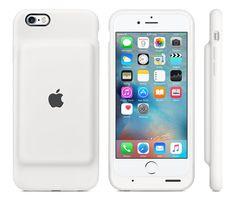 Apple Smart Battery Case per iPhone 6 e 6s: protegge e alimenta lo smartphone