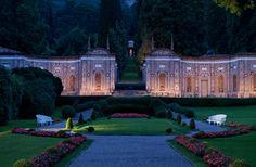 Villa d'Este on Lake Como, Italy photographed by John Miranda