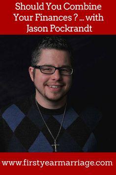 Should You Combine Your Finances?... with Jason Pockrandt #marriage #Spouse #love #maritalaction