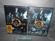 The Covenant (DVD, 2007, Widescreen and Full Frame Editions) Movie #thecovenant #horror #dvd #movie #dandeepop Find me at dandeepop.com