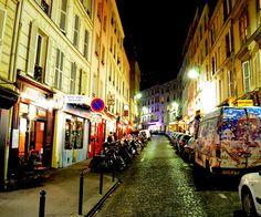 Montmartre Pop Night by joseluisrg.deviantart.com