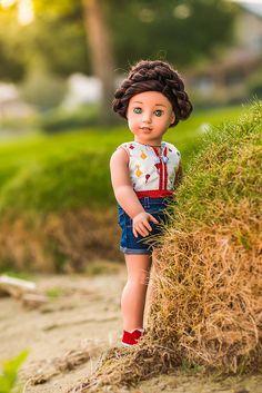 Nanea Beach Photos | American Girl Playthings!