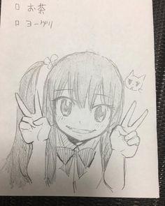"3,782 Likes, 46 Comments - 真島ヒロ (@hiro__mashima) on Instagram: ""落書き。  #マンガ #アート #妖精 #尾 #フェアリーテイル #お絵かき #ペインティング #漫画家  #manga #art #fairy #tail #fairytail #drawing…"""