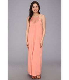 Seek the sun in this spectacular Rip Curl™ Sunseeker Maxi Dress.. Regular fit has a modern cut tha...