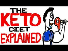 The keto diet is a low-carb, high-fat diet that causes the body to go into ketosis. It's a state where your body starts to burn fat instead of glucose for energy. The keto diet has found to have many health benefits. Keto Diet Guide, Paleo Diet Plan, Ketogenic Diet Plan, Diet Tips, Ketogenic Lifestyle, Hcg Diet, Atkins, Keto Diet Vegetables, Ketones Diet