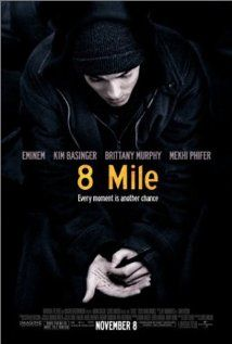 ".""8 Mile""...Eminem Comes Alive On the Screen...A Terrific Autobiographical Film That Is Also A Primer On Rap History...Loved It!!  What a Turn For Eminem!!  5 Stars!!"